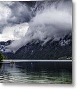 Lake In The Julian Alps Slovenia 1  Metal Print