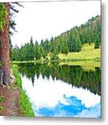 Lake Irene 12-3 Metal Print