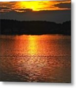 Lake James 2 Metal Print