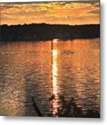 Lake James Metal Print
