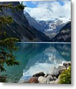Lake Louise 2 Metal Print