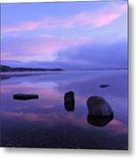 Lake Mcdonald Sunrise  Metal Print