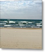 Lake Michigan 10.20.15 Metal Print