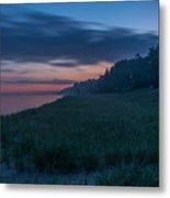 Lake Michigan Morning 1 Metal Print