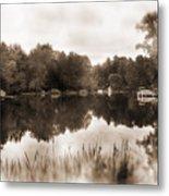 Lake Morris Metal Print