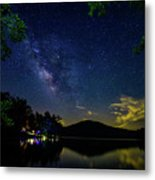 Lake Of Stars Metal Print