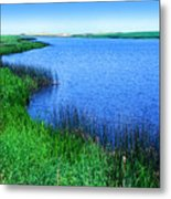 Lake Of The Shining Waters Prince Edward Island Metal Print