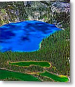 Lake O'hara Metal Print