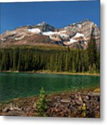 Lake O'hara, Yoho National Park Metal Print