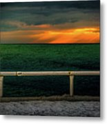 Lake Ontario Dawn Metal Print
