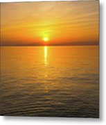 Lake Ontario Sunset Metal Print