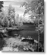 Lake Pend D'oreille Metal Print