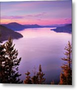 Lake Pend Oreille 2 Metal Print