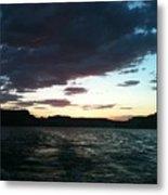 Lake Powell Sunset Metal Print