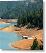Lake Shasta Metal Print
