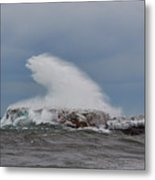 Lake Superior Beauty Metal Print