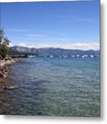 Lake Tahoe Metal Print