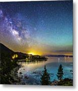 Lake Tahoe Dream Metal Print