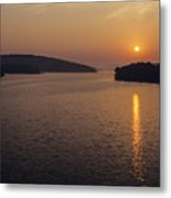 Lake Tenkiller Metal Print