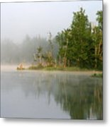 Lake Umbagog Morning Light  Metal Print