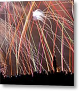 Lake Union July 4th Pb003 Metal Print by Yoshiki Nakamura