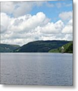 Lake Vyrnwy 2 Metal Print