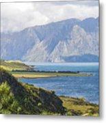 Lake Wakatipi Metal Print