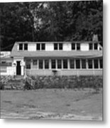 Lake Waramaug Casino Metal Print
