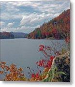 Lakes Perfection Metal Print