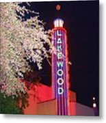 Lakewood Theater Metal Print