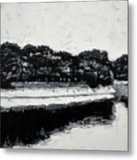 Lal Bagh Lake 4 Metal Print