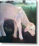 Lamb Of God Metal Print