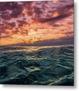 Land Of The Rising Sun Metal Print