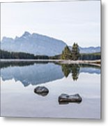 Land Of Thousand Lakes Metal Print
