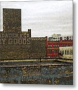 Landauer And Co Dry Goods Metal Print