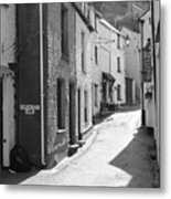 Landaviddy Lane Metal Print