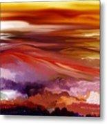 Landscape 022511 Metal Print