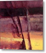 Landscape Contempo No.3 Metal Print