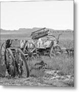 Landscape Galisteo Nm A10g Metal Print