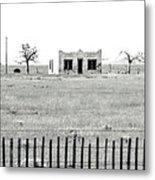 Landscape Galisteo Nm H10u Metal Print