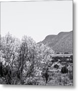 Landscape Galisteo Nm J10p Metal Print