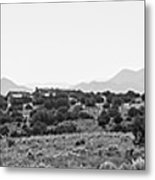 Landscape Galisteo Nm K10i Metal Print