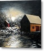 Lanes Cove After The Storm Metal Print