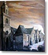 Lanrelas Church  Metal Print