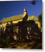 Lansdowne Church 4 Metal Print