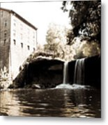 Lantermans Mill Metal Print