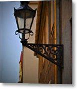 Lantern Of Wittenberg Metal Print