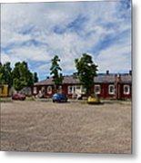 Lappeenranta Fortress Metal Print