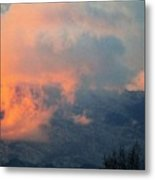 Wyoming Sunsets 2 Metal Print