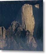 Large Granite Mountains In California Metal Print